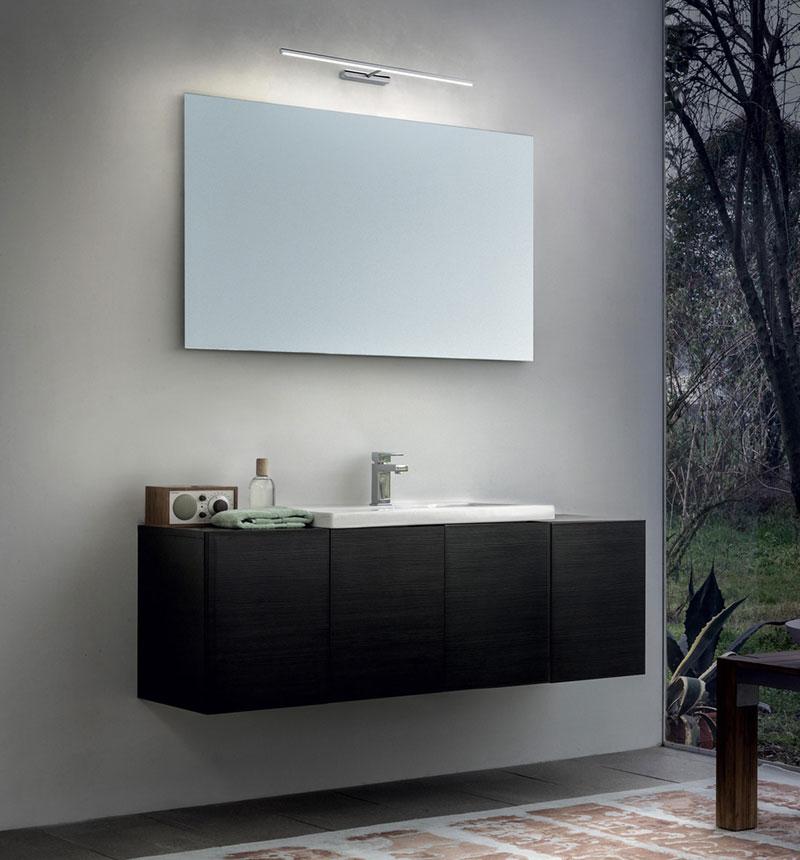 Illuminare la stanza da bagno