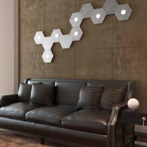 TopLight Collezione Hexagon